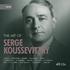 """""""展覧会の絵""""編曲や""""管弦楽のための協奏曲""""作曲を委嘱したクーセヴィツキーの大アンソロジー登場(40枚組)"""