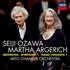 輸入盤がリリース!小澤征爾&アルゲリッチのベートーヴェン:ピアノ協奏曲第1番、交響曲第1番最新ライヴ!