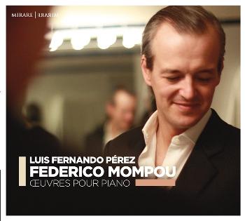 ルイス・フェルナンド・ペレスが弾くモンポウのピアノ作品集 - TOWER RECORDS ONLINE