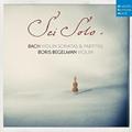 """バロック・ヴァイオリニスト、ボリス・ベゲルマンによるJ.S.バッハの""""無伴奏ヴァイオリンのためのソナタとパルティータ""""!(2枚組)"""