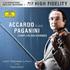 名手アッカルドのDGへのパガニーニ録音を集成!CD6枚組+BDオーディオ・セット
