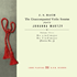 ヨハンナ・マルツィの名盤『バッハ無伴奏』がオリジナル装丁180グラムLP3枚で再現!
