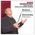 ベレゾフスキーの最新盤は指揮者なしで繰り広げられたブラームス&ストラヴィンスキーの協奏曲ライヴ!