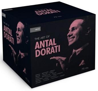 アンタル・ドラティの芸術