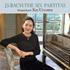 """チェンバロ奏者の植山けいが名器クリスチャン・クロールのチェンバロを使用し、J.S.バッハの""""6つのパルティータ""""を録音!(2枚組)"""