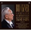 【タワレコ限定】朝比奈隆生誕110年記念企画・VICTOR原盤 ブルックナー:交響曲全集(SACDシングルレイヤー)
