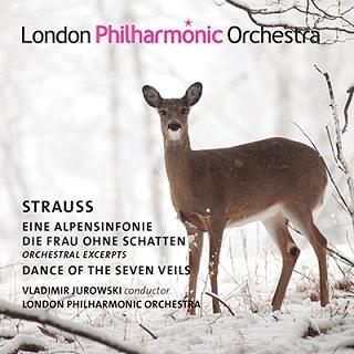 ユロフスキのアルプス交響曲