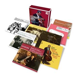 Leoanrd Rose: The Complete Concerto & Sonata Recordings