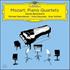 バレンボイム親子の共演録音~モーツァルト:ピアノ四重奏曲第1・2番