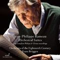 ブリュッヘン&18世紀オーケストラ~『ラモー:管弦楽組曲集~コンプリート・フィリップス&グロッサ・レコーディングス』(4枚組)