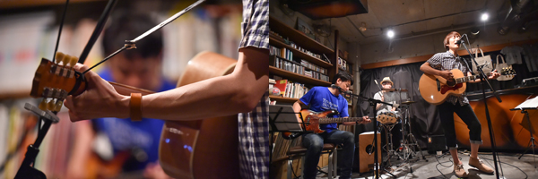 HITOSHI ARAI ACOUSTIC BAND SET