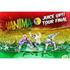 WANIMA、初の映像作品となるライヴDVD&ブルーレイ『JUICE UP!! TOUR FINAL』を6月28日に発売!