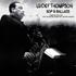 ジャズ・サックスの巨人ラッキー・トンプソンの未発表お宝発掘盤