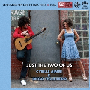 Cyrille Aimee 、 Diego Figueiredo