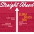 次世代の実力派、エルマー・ブラスのアルバム『STRAIGHT AHEAD』