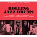タワレコ企画・選曲の人気コンピ・シリーズ!ドラムから始まる!ジャズ・ドラム名演集『Rolling Jazz Drums』