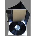 〈日本美術サウンドアーカイヴ〉大西清自、カワスミカズオ、塩谷光吉、浜田剛爾からなるGreat White Lightの貴重なパフォーマンスが限定300枚LP化