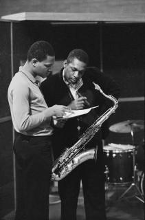 John Coltrane & McCoy Tyner_© Joe Alper courtesy of Joe Alper Photo Collection LLC