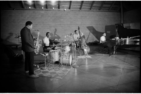 John Coltrane Quartet_© Jim Marshall Photography LLC