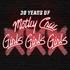 DVD付きは10%オフ!モトリー・クルー(Motley Crue)の傑作『Girls, Girls, Girls』30周年記念盤が登場