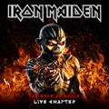 アイアン・メイデン(Iron Maiden)、最新作『魂の書~ザ・ブック・オブ・ソウルズ』(The Book of Souls)に伴うワールド・ツアーの模様を収めたライヴ・アルバム