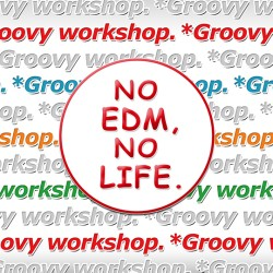 EDM MAXX presents: NO EDM, NO LIFE. -*Groovy workshop. Edition-