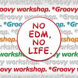 EDM MAXX presents: NO EDM, NO LIFE. -*Groovy workshop. Edition-