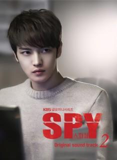 JYJキム・ジェジュン主演KBS  2TVドラマ「SPY」よりサウンドトラックPart.2が登場。Mamamoo、JACEによる歌唱曲とチェ・ソングォン音楽監督のスコアを収録。
