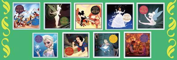 ディズニー 雑貨と音楽