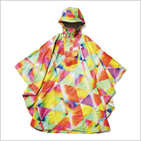 TOWER RECORDS × Marmot RAINBOW PreCipR PONCHO