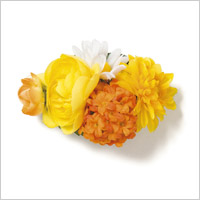 TOWER RECORDS × CHACO MIX FLOWER BARRETTE