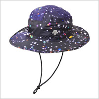 TOWER RECORDS × DESCENTE DUALIS RAINBOW STAR HAT