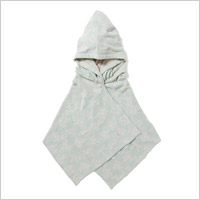 TOWER RECORDS × Kastane BIG HOOD PONCHO