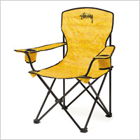 TOWER RECORDS × STUSSY × Coleman EASY FES. CHAIR'12