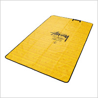 TOWER RECORDS × STUSSY × Coleman GROUND FES. SHEET'12