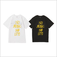 TOWER RECORDS × STUSSY NMNL WORLD TOUR TEE