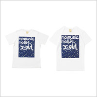 TOWER RECORDS × X-girl NMNL TEE'12