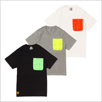 TOWER RECORDS x CHUMS PARTY POCKET TEE