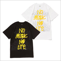 TOWER RECORDS x STUSSY NMNL TEE'13
