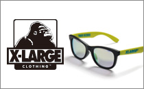XLARGE × TOWER RECORDS