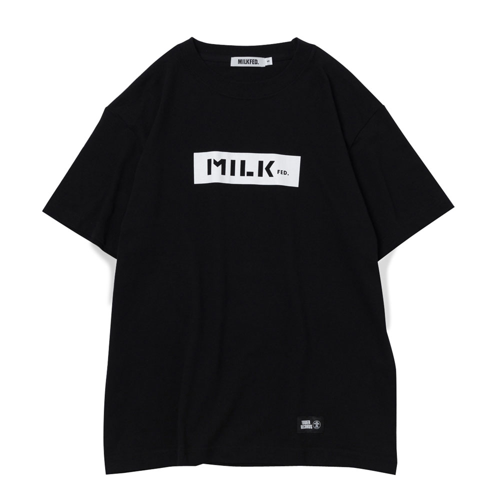 MILKFED. × TOWER RECORDS TEE