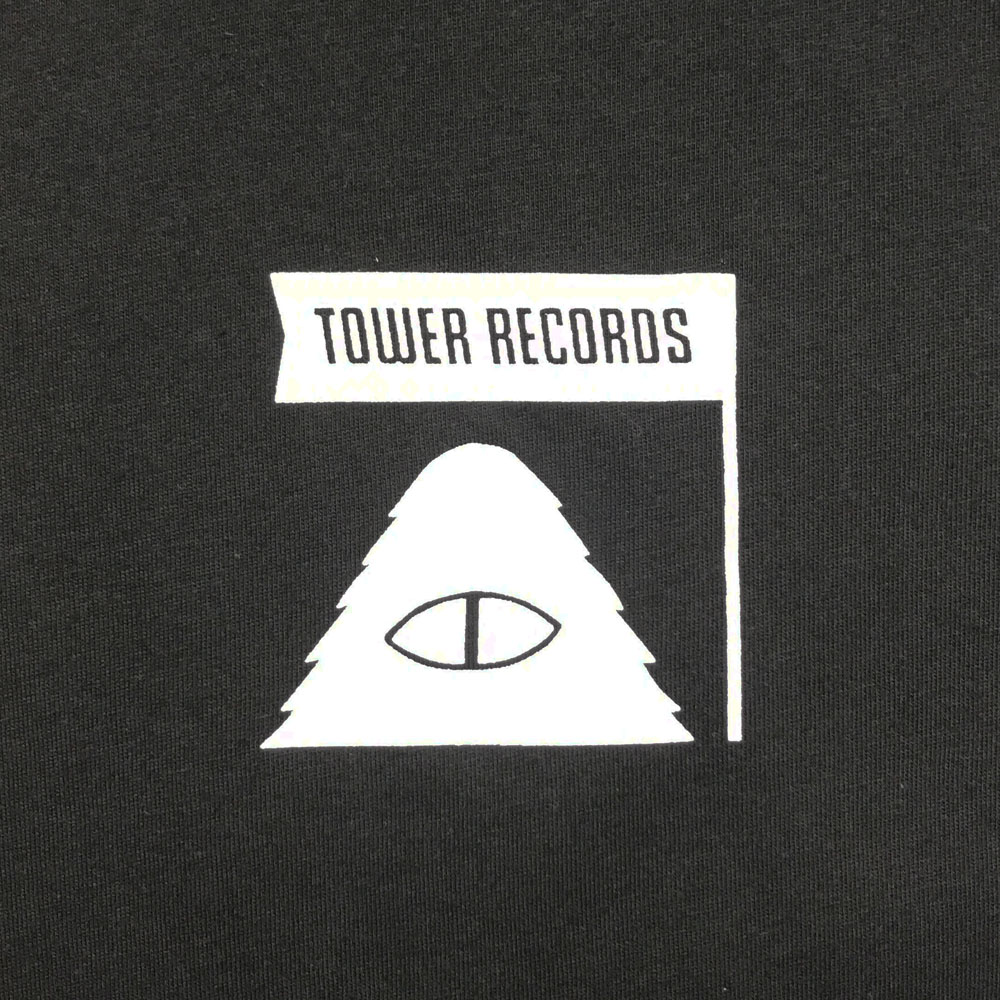 POLeR × TOWER RECORDS TEE