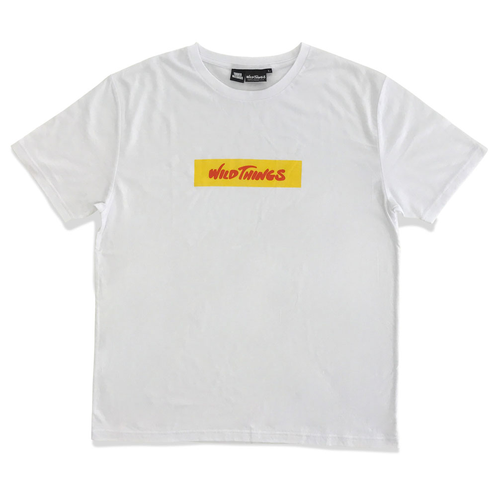 WILD THINGS ×TOWER RECORDS TEE