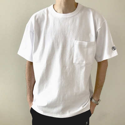 WTM×Goodwear BIG-T ホワイト