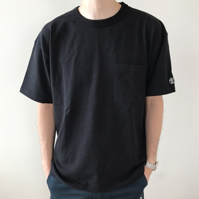 WTM×Goodwear BIG-T ブラック