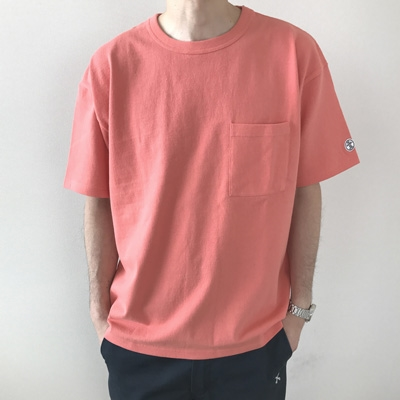 WTM×Goodwear BIG-T オレンジ