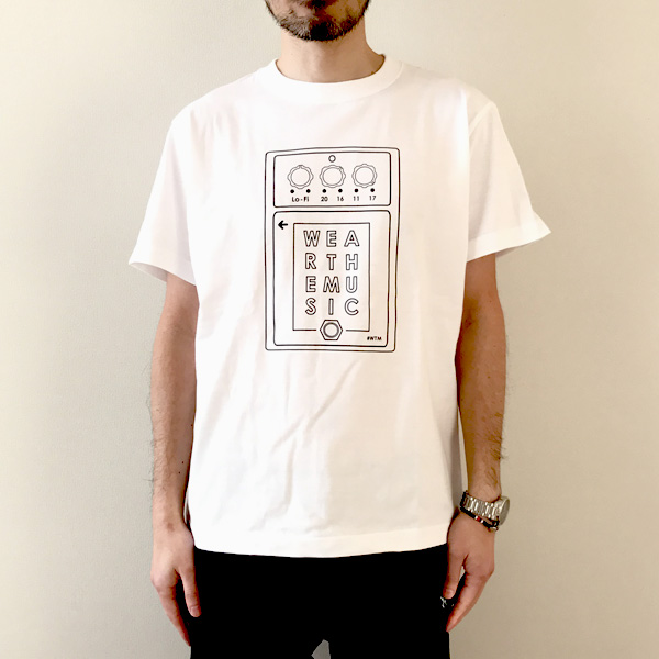 WTM BASIC T-shirts ホワイト