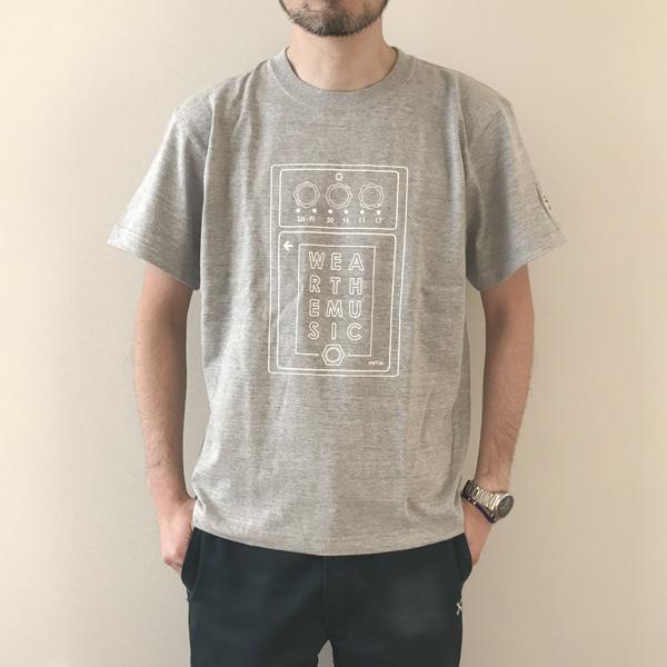 WTM BASIC T-shirts グレー