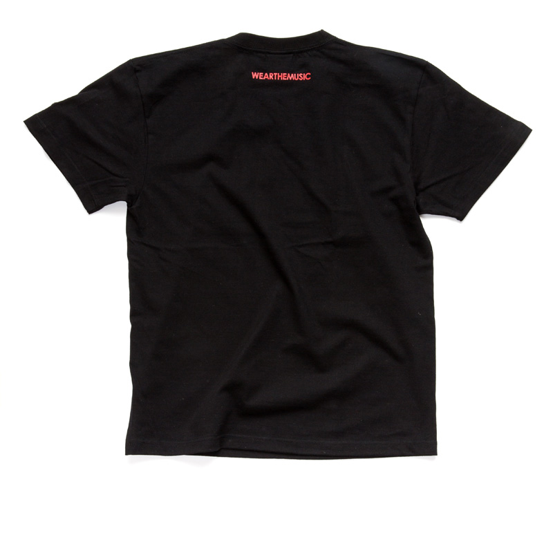 WTM_ジャンルT-Shirts BLUES ブラック