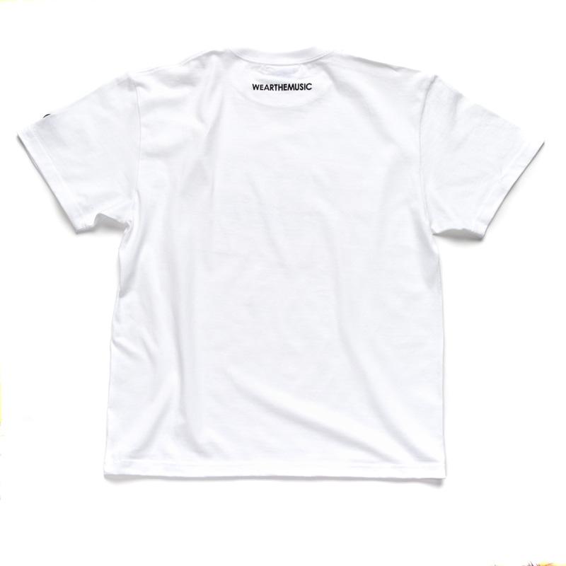 WTM_ジャンルT-Shirts FUSION ホワイト